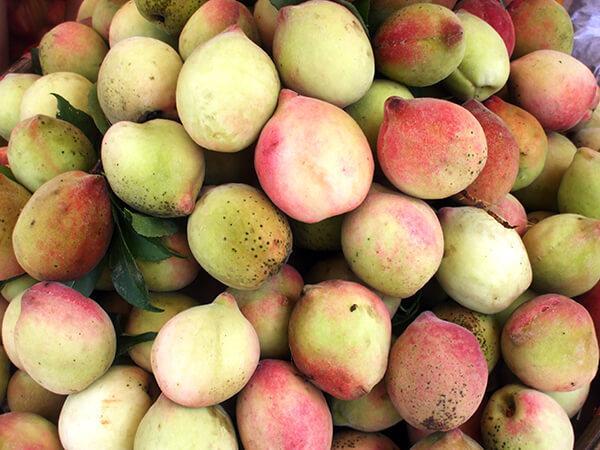 fruits peach 2