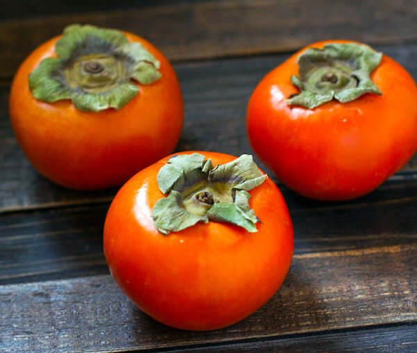 fruits persimmon