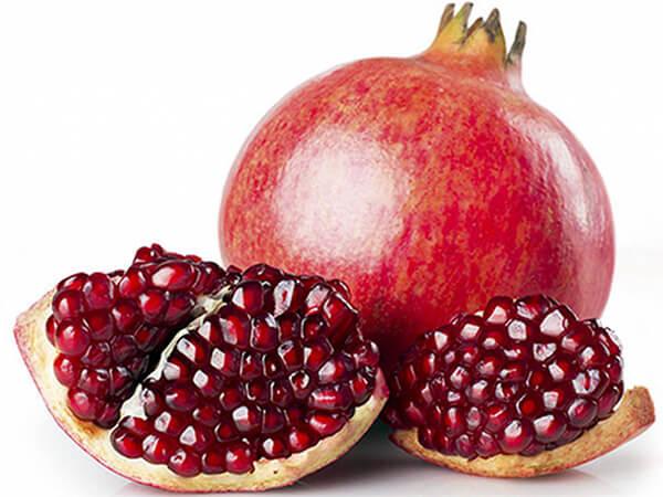 fruits pomegranate