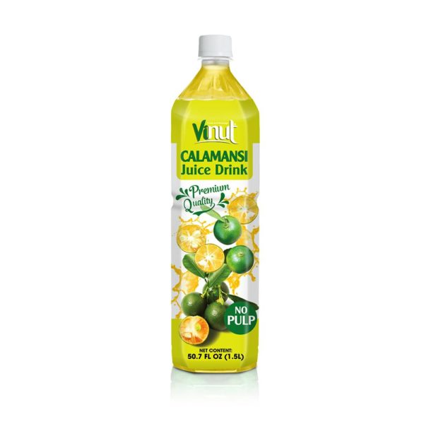50.7 fl oz VINUT Premium Quality Calamansi Juice Drink with Pulp