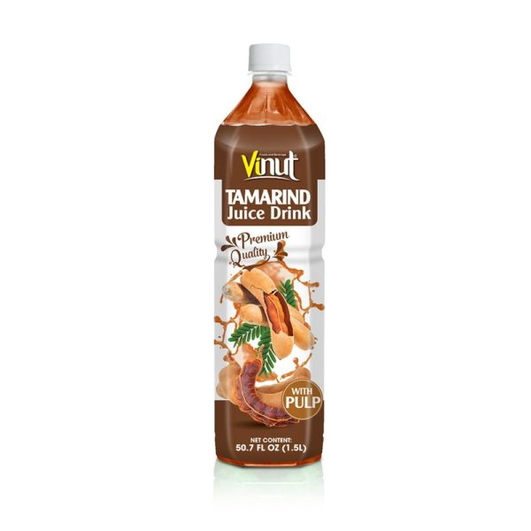 50.7 fl oz VINUT Premium Quality Tamarind Juice Drink with Pulp