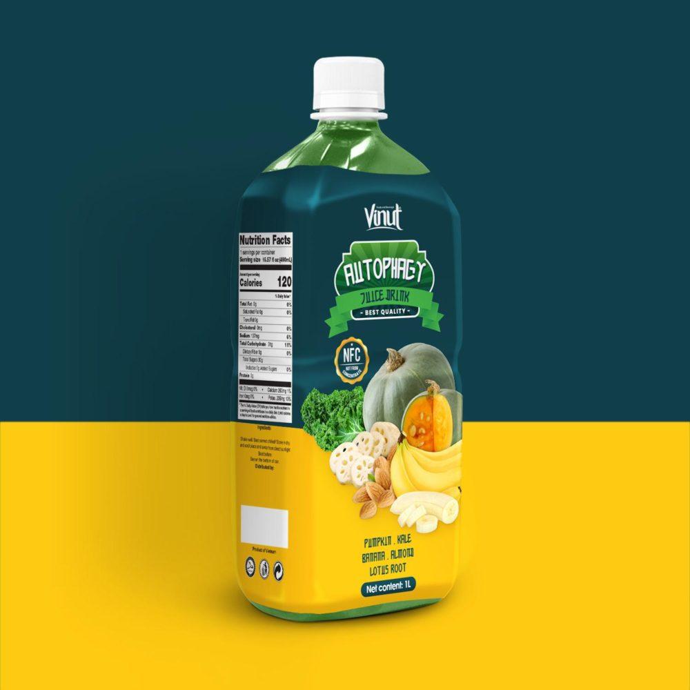 VINUT Bottle Autophagy Juice